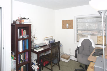 Study or small bedroom